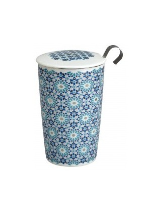 Cup Double Walled Mug Andalusia Marine