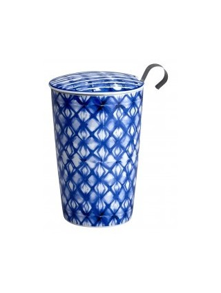 Cup Double Walled Mug Indigo