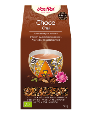 Yogi Tea Choco Chai BIO 90gr