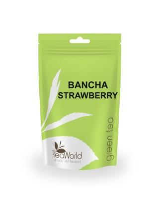 Green Tea Bancha Strawberry