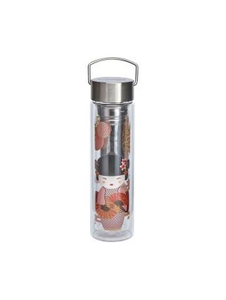 Teapot Thermos Glass new Geisha