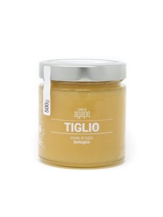 Sweets Linden Honey Organic 500gr