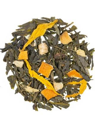 Tè Verde Ginger Lemon