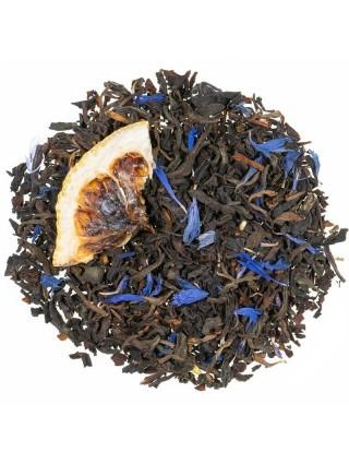 Black Tea Pu-Erh Lemon