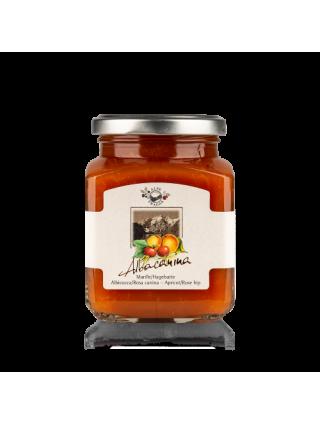 Jam Apricot & Rose Hip 335gr