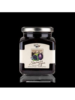 Jam Elderberry & Plum 335gr