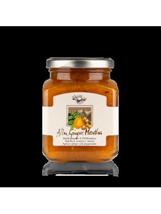 Jam Apricot Ginger & Mint 335gr