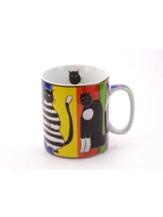Tazze Mug Big Jumbo Cat Colour