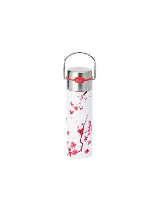 Teapot Thermos Steel mod. Cherry Blossom