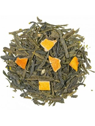 Green Tea Bancha Mandarino