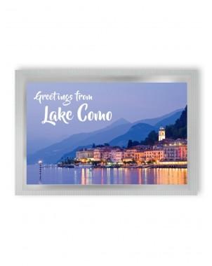 "Tea Postcard ""LAKE COMO"""