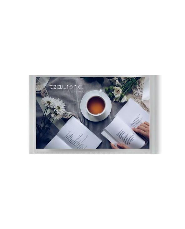 Tea Postcard Relax