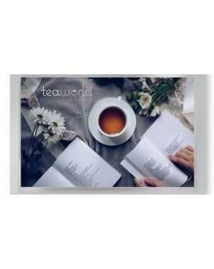 Tea Postcard Book