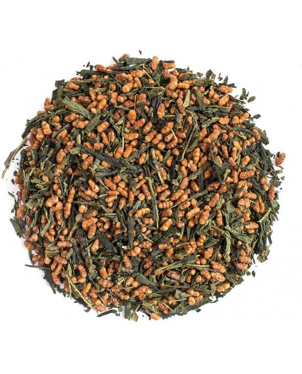 Green Tea Gen Mai Cha