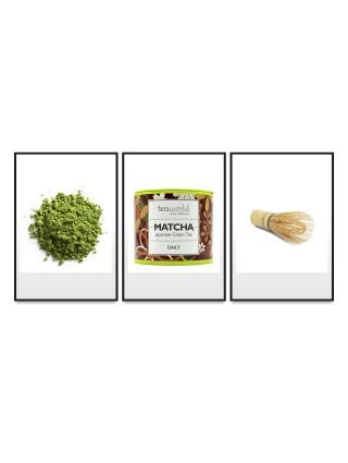 Set Matcha + Chasen Set