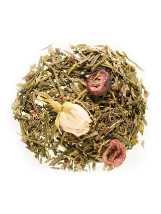 Tè Verde Mirtillo & Rosa