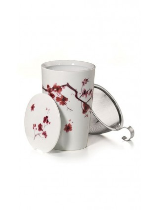 Cup Double Walled Mug Cherry Blossom