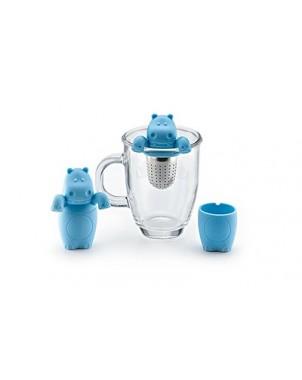 Tea Strainer Hippo