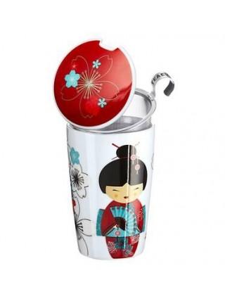 Cup Double Walled Mug Geisha