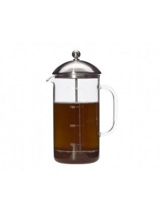 Teapot Glass French Press 1Lt