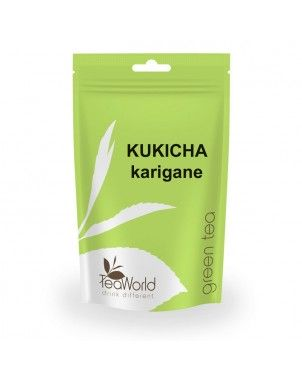 Green Tea Kukicha premium